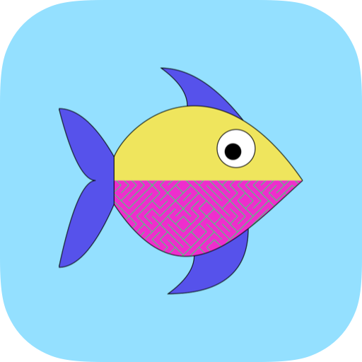 Fish Pond Touch - Generative Fish Pond